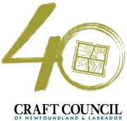 40th Anniversary Craft Council Logo - for staff use