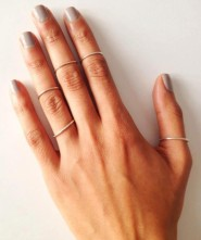 Naeve Knuckle Rings