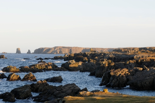 The Cape of Bonavista
